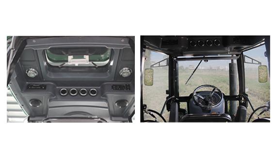 首页 供应产品 03 cfd504金冠拖拉机  配装空调驾驶室,农田作业时