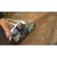 小型微耕机开沟培土机田园管理机哪个牌子好葡萄开沟培土机