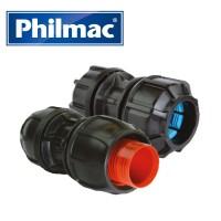 澳大利亚Philmac聚丙烯卡套式接头