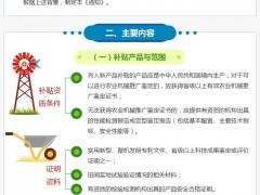 图解:《宁波市农业农村局 宁波市财政局关于做好2018-2020年中央农机新产品购置补贴试点的通知》