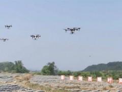 湘西农机部门利用植保无人机技术为烟叶发展保驾护航