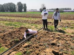首批农机远程监测终端田间试验顺利完成