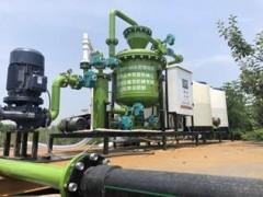 果园生产主要环节机械化试验示范工作在河北平山稳步推进
