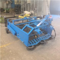 厂家供应田间管理机械小型捡石机 土壤改良石头清理机