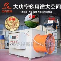 育雏暖风机养殖育肥加热器鸡舍取暖升温大棚水电锅炉暖风机加温器
